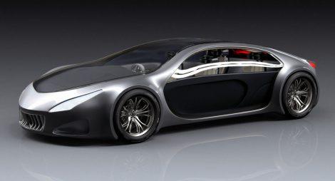 Design Future Car Concept